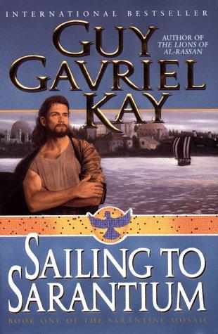 book cover of Sailing to Sarantium