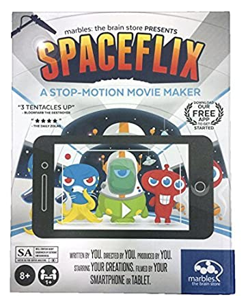 Buy Spaceflix A Stop Motion Movie Maker Online At Low Prices In