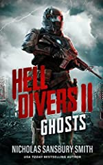 Hell Divers II: Ghosts (The Hell Divers Trilogy Book 2)