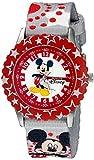 Disney Infinity Kids' W002482 Mickey Mouse Analog Display Analog Quartz Grey Watch