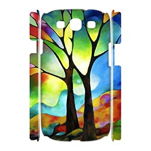 Love Tree Brand New 3D Cover Case for Samsung Galaxy S3 I9300,diy case cover ygtg595213