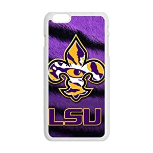 Cool Painting lsu tigers Phone Case for Iphone 6 Plus