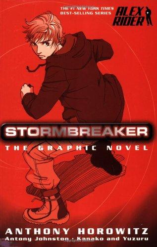 Stormbreaker: the Graphic Novel (Alex Rider)