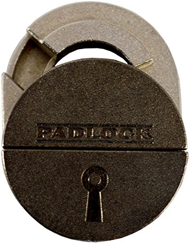 BePuzzled PADLOCK Hanayama Cast Metal Brain Teaser Puzzle (Level 5)