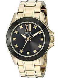 GUESS Men's U0721G2 Wall Street Gold