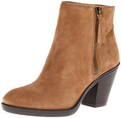 Enzo Angiolini Women's Elysian Bootie,Taupe Suede,9.5 M US
