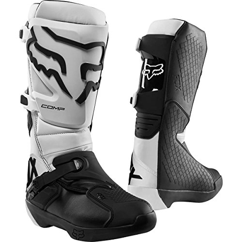 Fox Racing 2019 Comp Boots (10) (WHITE)