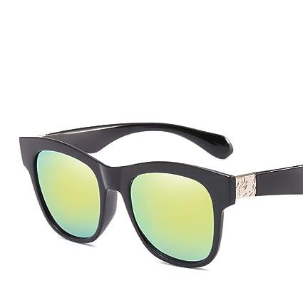 BiuTeFang Gafas de Sol Mujer Hombre Polarizadas Caja Gafas Gafas de Sol de anti-uv400