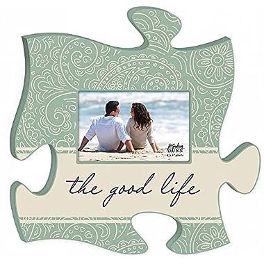 P Graham Dunn Puzzle Piece Good Life