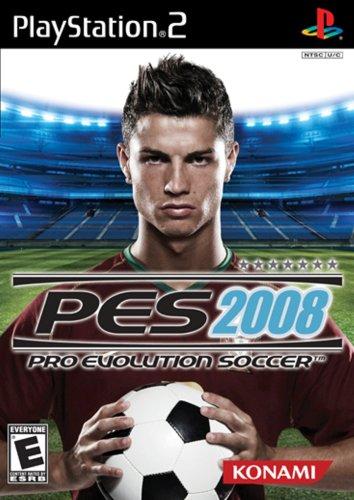 Pro Evolution Soccer 2008 - پلی استیشن 2