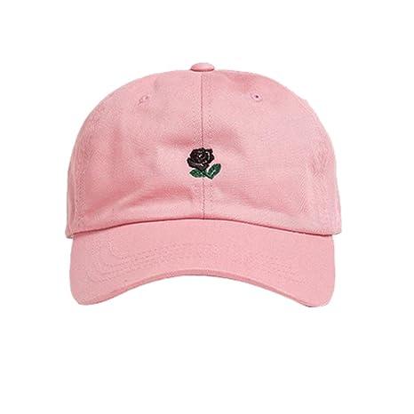 Fami Ricamo del cotone Berretto da baseball delle ragazze dei ragazzi  Snapback di Hip Hop cappello 6d3dfef3f0ae