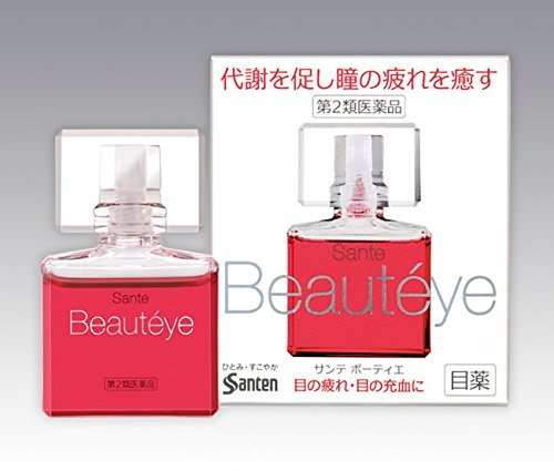 - Japan SANTE BEAUTEYE DROP ROSE 12ML