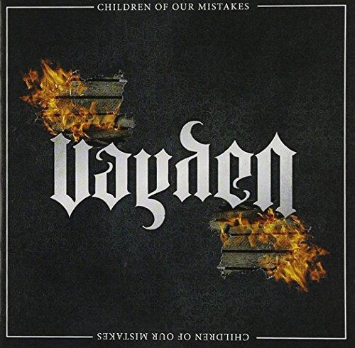 Vayden: Children of Our Mistakes (Audio CD)
