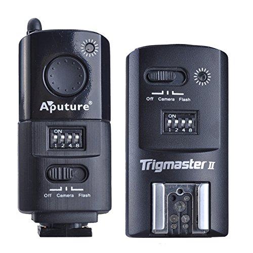Aputure-MXII-C-Trigmaster-II-for-Canon-Black