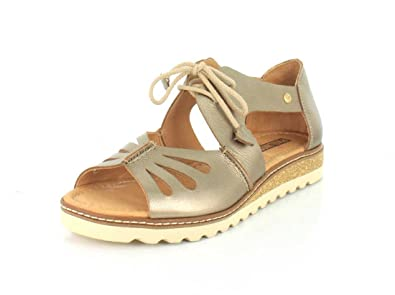 087a208d9cb PIKOLINOS Womens Alcudia Sandal Onix Size 37 EU (6.5-7 M US Women)
