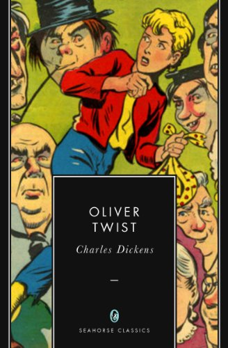 oliver twist book characters