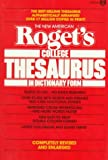 The New American Roget's College Thesaurus in Dictionary Form, , 0452009774