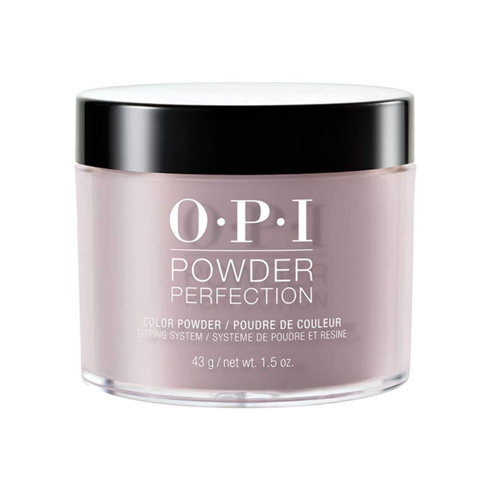 OPI Powder Perfection, Neutral Dipping Powder, Nude Dipping Powder Nail Color