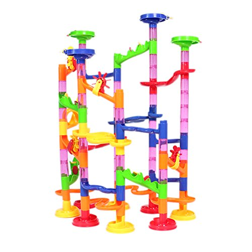 Price comparison product image Colorful Pipeline Type Puzzles Maze Learning Education Toys Domino Iq Trainer Game Cute And Attractive
