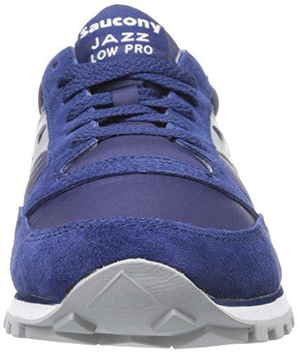 Grey Pro ORIGINALS Sneakers Men's Low Saucony Jazz Blue Iv0gfaq