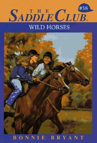 Painted Horse (The Saddle Club, Book 75)
