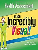Health Assessment Made Incredibly Visual (Incredibly Easy! Series)