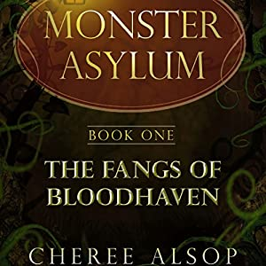 The Fangs of Bloodhaven Audiobook