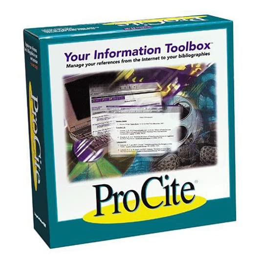 ISI ResearchSoft ProCite 5.0