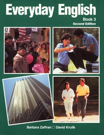 Everyday English  2nd Edition  Book 3