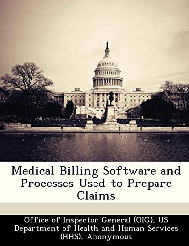 Medical Billing Software and Processes Used to Prepare Claims -  June Gibbs Brown, Paperback