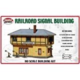 Model Power HO Scale Building Kit – Railroad Signal Building, Baby & Kids Zone