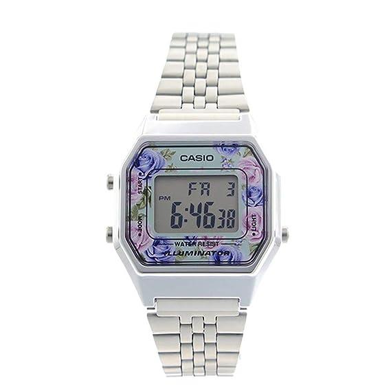 Casio LA 680WA 2C Reloj de pulsera para hombre