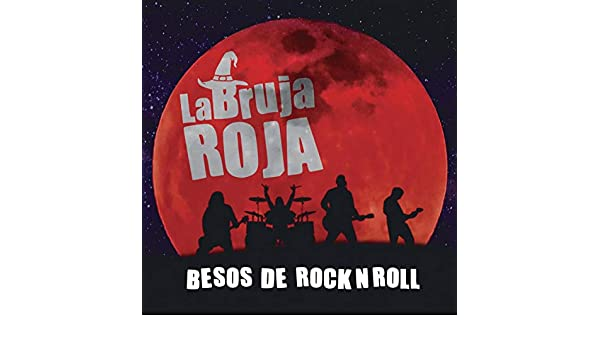 Besos de Rock N Roll by La Bruja Roja on Amazon Music ...