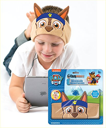 Top 2 recommendation cozy phones kids headphones paw patrol 2020