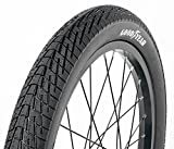 "Goodyear Folding Bead Bicycle Tire, 18"" x 1.5/2.125"", Black"