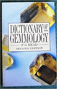 Dictionary of Gemmology