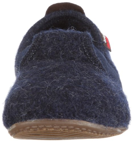 Living Nachtblau 590 Unisex Kitzbuhel Uni Blue Child Slippers rxqrYwP0