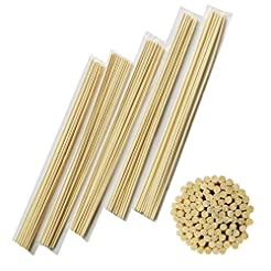 AIWANT Reed Diffuser Stick 100 Pieces Ar...