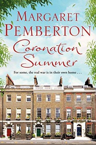 Coronation Summer (Londoners Trilogy 3) by Margaret Pemberton (2015-01-15)