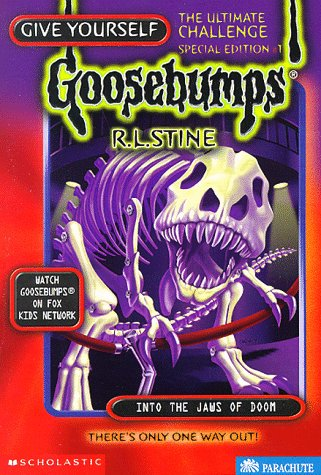 More tales to give you goosebumps by r. L. Stine.