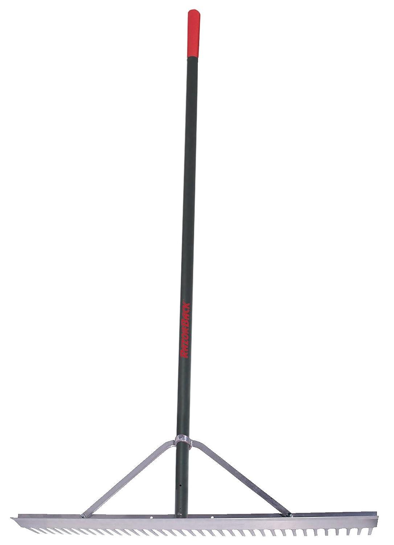 Union Tools Razor Back 36-Inch Professional Landscape Rake with Aluminum Head 63000