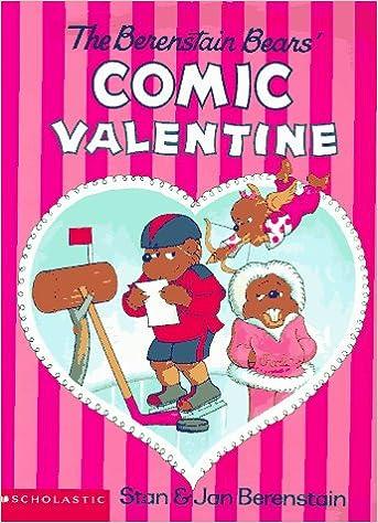 The berenstain bears comic valentine s j berenstain the berenstain bears comic valentine s j berenstain 9780590947299 books amazon voltagebd Choice Image