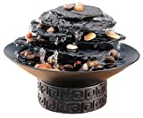 HoMedics WF-ROCK Rock Garden Tabletop Fountain