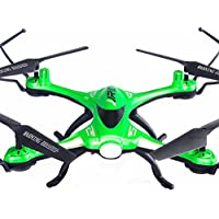 optimal5 JJRC H31 RC Drone 6-Axis Waterproof Quadrocopter (Green)