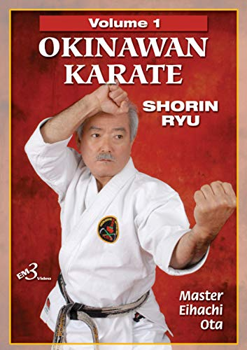 - Okinawan Karate Shorin Ryu Vol-1 By Master Eihachi Ota