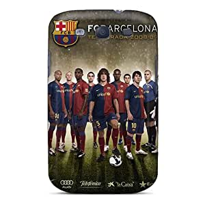 High Quality Fc Barcelona Case For Galaxy S3 / Perfect Case