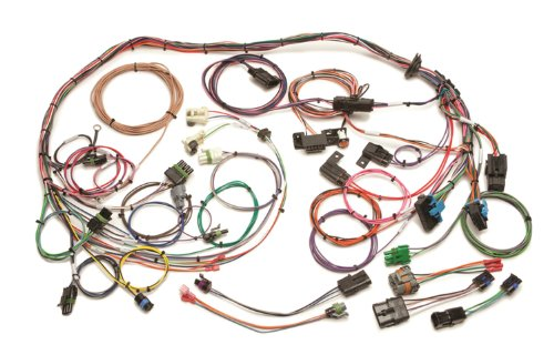 Painless 60101 Std. Length TBI Harness (1986-1993 GM 4.3L V6; 5.0,5.7 & 7.4L V8) (Wiring Painless Injection Fuel)