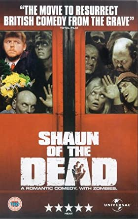 Shaun of the Dead (2004) BluRay 720p 1GB [Hindi DD 5.1 – English] AAC Msub MKV