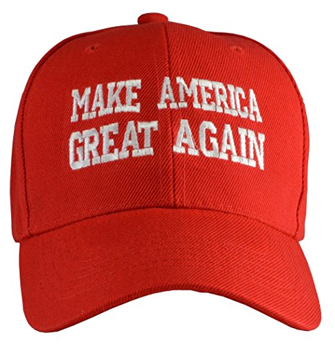 Donald Trump Make America Great Again Hat-red -