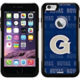 Coveroo Commuter Series Case for iPhone 6 Plus - Retail Packaging - Georgetown University Repeating